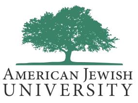 AJU logo